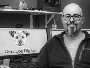 Allen Rowand of Gray Dog Digital