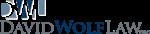 David Wolf Law logo