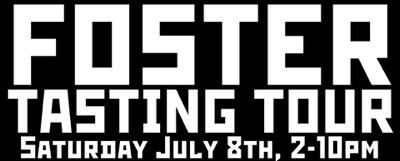 2017 Foster Tasting Tour